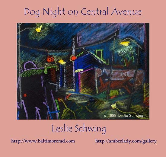 Dog Night on Central Avenue